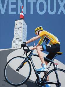 Froom on Ventoux