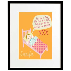 Martha's Press Kids Personalised Print