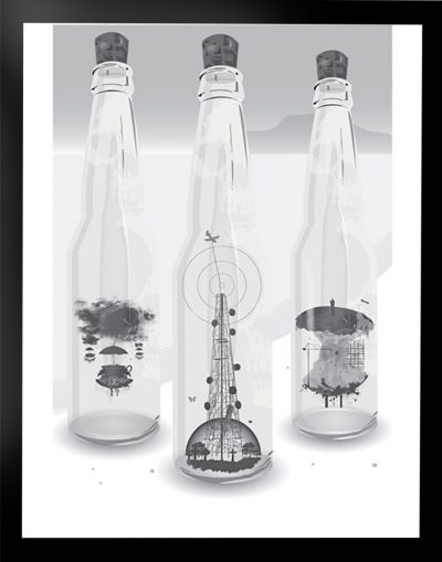 subliminal message in a bottle